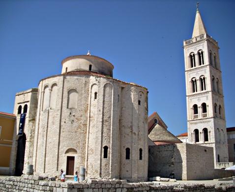 Grad Zadar, Crkva Sv. Donata