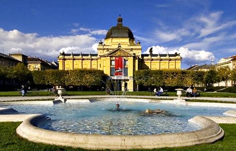 Grad Zagreb, Umjetnički paviljon