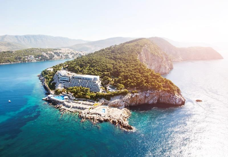 Of All The Five Star Hotels In Dubrovnik Newly Renovated Hotel Palace Has It A Luxurious Wellness And Spa Centre High Tech Conference